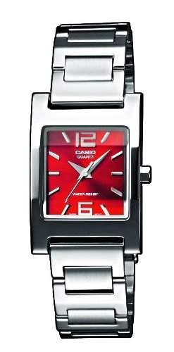 Casio Collection Damen-Armbanduhr Analog QuarzLTP-1283PD-4A2EF