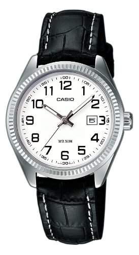 Casio Collection Damen-Armbanduhr Analog Quarz LTP-1302PL-7BVEF