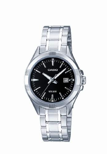 Casio Collection Damen-Armbanduhr Analog Quarz LTP-1308D-1AVEF