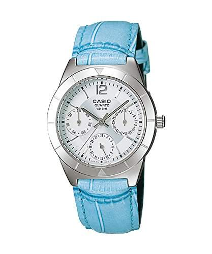 Casio Collection Damen-Armbanduhr Analog Quarz LTP-2069L-7A2VEF