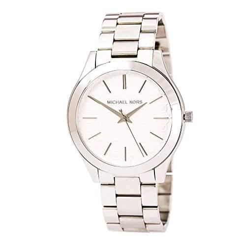 Michael Kors Damen-Armbanduhr Analog Quarz Edelstahl MK3371