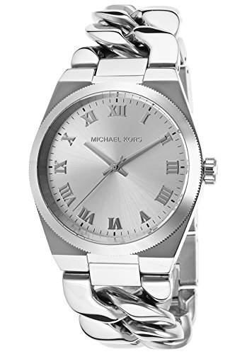 Micheal Kors Damen-Armbanduhr Analog Quarz Edelstahl MK3392