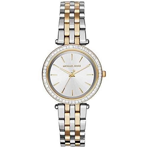 Uhr Michael Kors Mini Darci Mk3405 Damen Silber