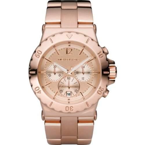 Michael Kors Damen-Armbanduhr Analog Quarz Edelstahl MK5314