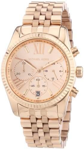 Micheal Kors Damen-Armbanduhr Analog Quarz Edelstahl MK5569