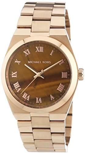 Michael Kors Damen-Armbanduhr Analog Quarz Edelstahl MK5895