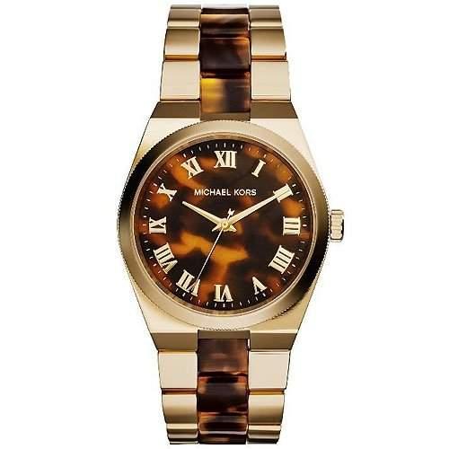 Micheal Kors Damen-Armbanduhr Analog Quarz Edelstahl MK6151