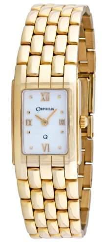 Orphelia Damen-Armbanduhr 18 Karat 750 Gelbgold 54 Gramm mon-7028