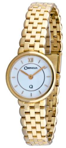 Orphelia Damen-Armbanduhr 18 Karat 750 Gelbgold 449 Gramm mon-7048