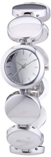 DKNY Damen-Armbanduhr XS Analog Quarz Alloy NY8866