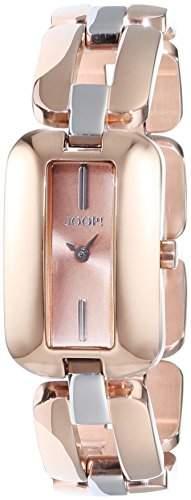 Joop! Damen-Armbanduhr Analog Quarz Edelstahl JP101492004