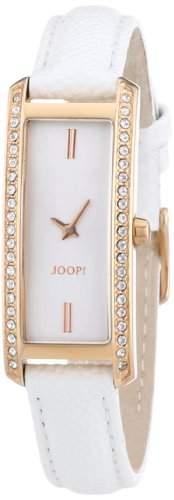 Joop Damen-Armbanduhr Privilege Analog Quarz Leder JP101272F02