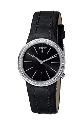 Joop Damen-Armbanduhr XS Retro Analog Quarz Edelstahl beschichtet JP100352F03