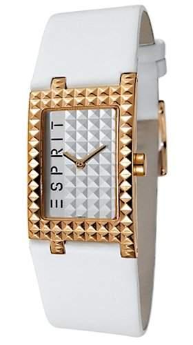Esprit Damen-Armbanduhr XS Analog Leder ES102462004