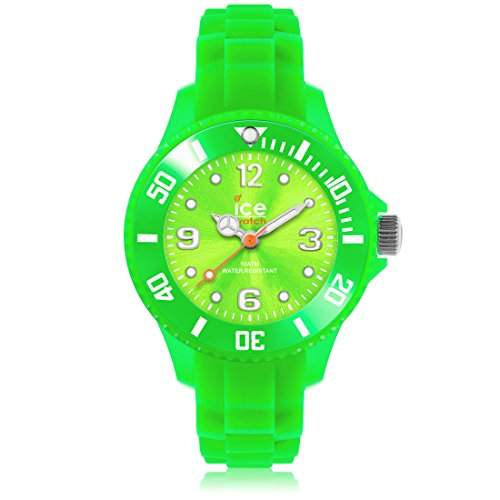 Ice-Watch Unisex-Armbanduhr Analog Quarz Silikon SIGNMS13