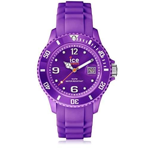 Ice-Watch Armbanduhr Sili-Forever Unisex Violett SIPEUS09