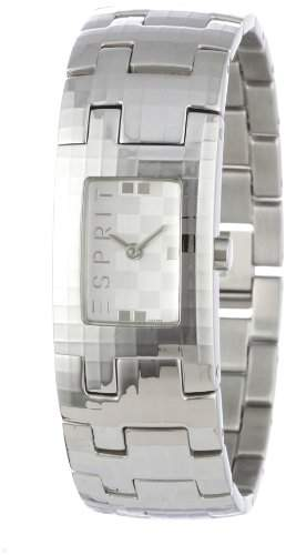 Esprit Damen-Armbanduhr Analog Quarz Edelstahl ES102472002