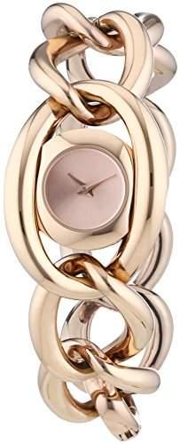Joop! Damen-Armbanduhr Analog Quarz Leder JP101332F04