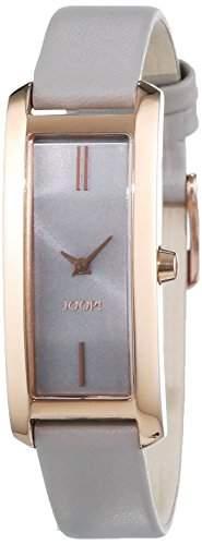 Joop! Damen-Armbanduhr Analog Quarz Leder JP101462008