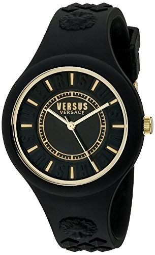 Versus Versace Uhren FIRE ISLAND Damen Uhrzeit Schwarz - SOQ05