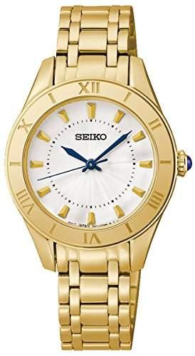 Uhr Seiko Neo Classic Srz434p1 Damen Weiss