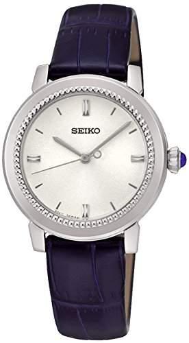 Uhr Seiko Ladies Srz451p1 Damen Weiss