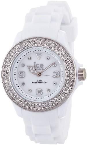 Ice-Watch Armbanduhr Stone-Sili Small WeissŸ STWSSS9