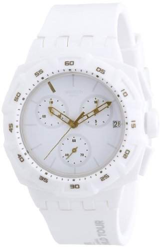 Swatch Damen-Armbanduhr 11TH Hour SUIW413