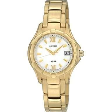 Seiko Damen-Armbanduhr Solar SUT032P1
