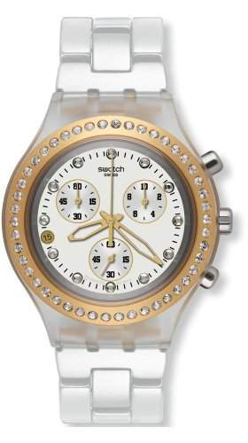Swatch Marvelous Yellow Damenuhr SVCK4068AG
