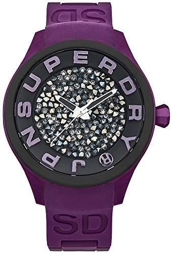 Superdry SYL152V Damen Armbanduher