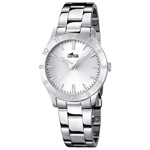 LOTUS Damen-Uhr - WomanTrendyLady - Analog - Quarz - Edelstahl - UL181381