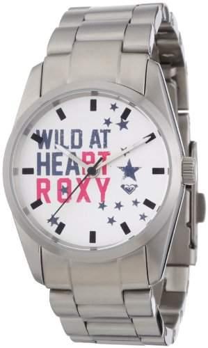 Roxy Damen-Armbanduhr Analog Edelstahl Silber W227BFASLG