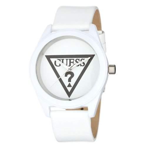 Guess Damen-Armbanduhr Analog Plastik W65014L1
