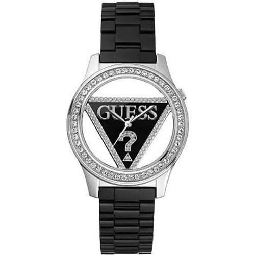 Guess Damen-Armbanduhr Analog Quarz Edelstahl W95105L2