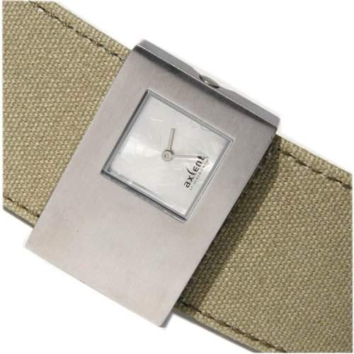 Axcent of Scandinavia Damen Uhr Clip Watch - X20202-634 gruen