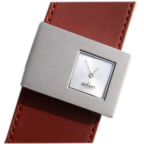 Axcent of Scandinavia Damen Uhr Clip Watch - X20202-636 dunkelrot