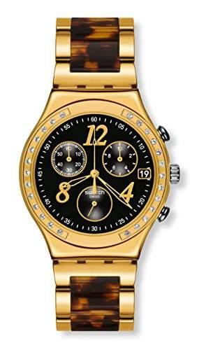 Watch Swatch Irony Lady YCG405GC DREAMNIGHT GOLDEN