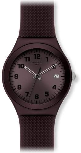 Swatch Damen-Armbanduhr Analog Plastik YGC4001