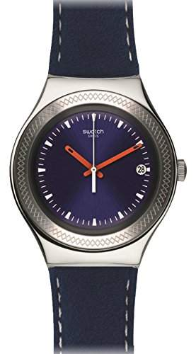 Watch Swatch Irony Big Classic Blue Bienne YGS468