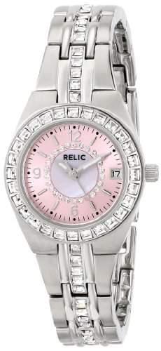 Relic Damen ZR11787 Analog Display Analog Quartz Silver Armbanduhr