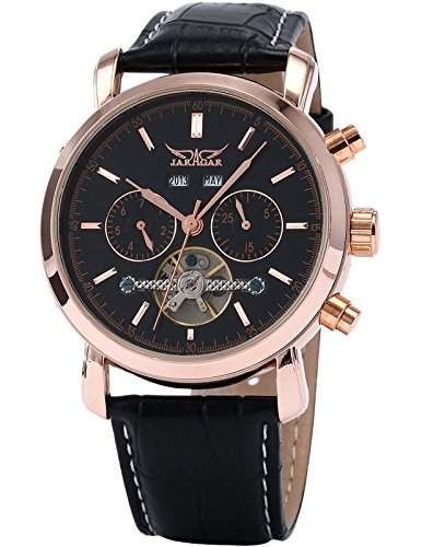 AMPM24 Herrenuhr Armbanduhr Automatikuhr Mechanische Automatik Uhr Datum PMW092