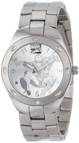 Marvel Comics Herren W001051 Fortaleza Spider-Man Uhr