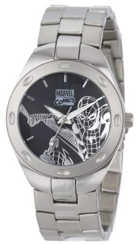 Marvel Comics Herren W001052 Fortaleza Spider-Man Uhr