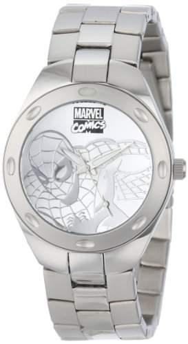 Marvel Comics Herren W001054 Fortaleza Spider-Man Uhr
