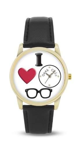 Portobello Road Damen-Armbanduhr Analog Plastik Schwarz APR2006