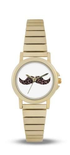 Portobello Road Damen-Armbanduhr Analog Sonstige Materialien Gold APR4001