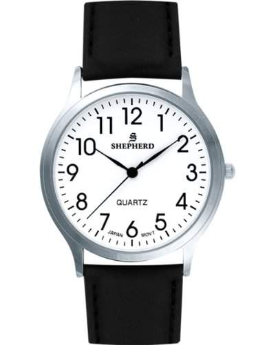 SHEPHERD Herren Armbanduhr Quarz 01230