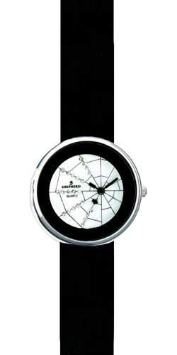 SHEPHERD Damen Armbanduhr kleine Version 34 mm Ø Quarz Spinne 15202 Spinnenuhr