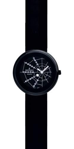 SHEPHERD Damen Armbanduhr kleine Version 34 mm Ø Quarz Spinne 15203 Spinnenuhr